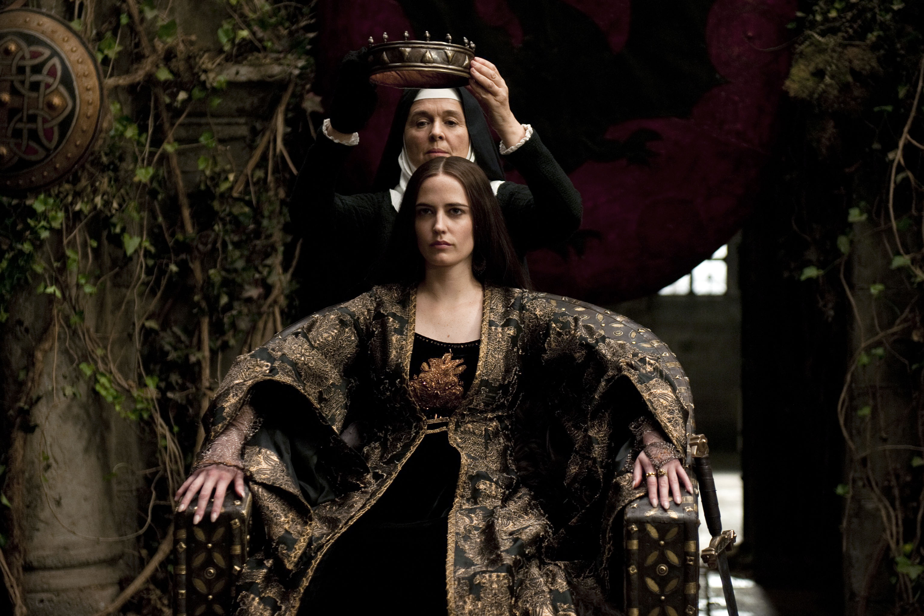 Camelot Photoshoots And Stills Additions Eva Green Web